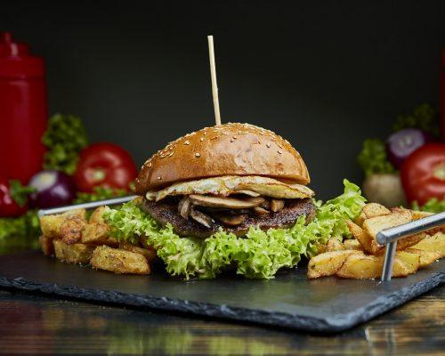 Meniu Nabu Burger